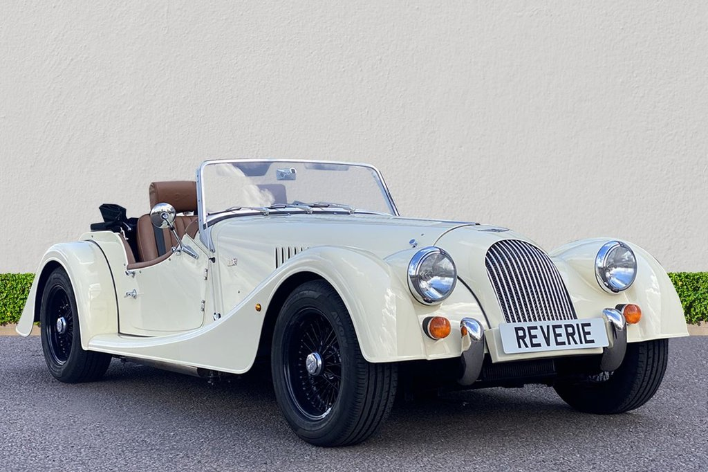 View our MORGAN ROADSTER