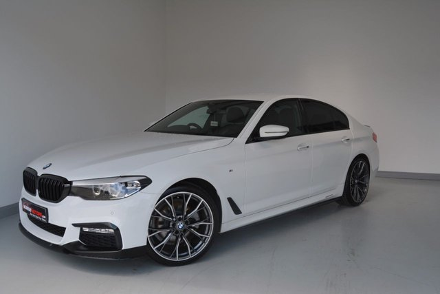 USED 2017 BMW 5 SERIES 2.0 520D M SPORT M PERFORMANCE KITTED