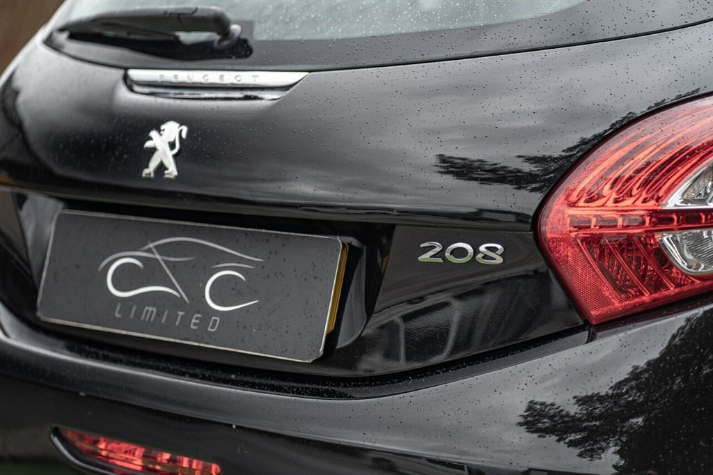 USED 2014 14 PEUGEOT 208 1.0 ACTIVE 3d 68 BHP