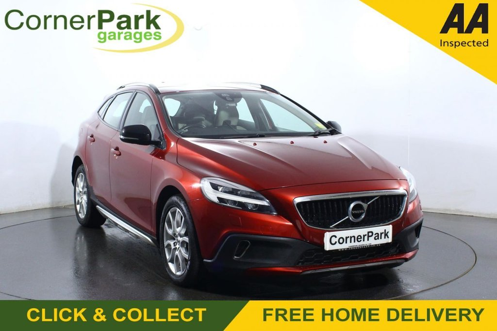USED 2016 66 VOLVO V40 2.0 D4 CROSS COUNTRY PRO 5d 188 BHP