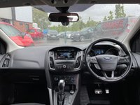 USED 2016 66 FORD FOCUS 1.5 ZETEC S TDCI 5d AUTO 118 BHP