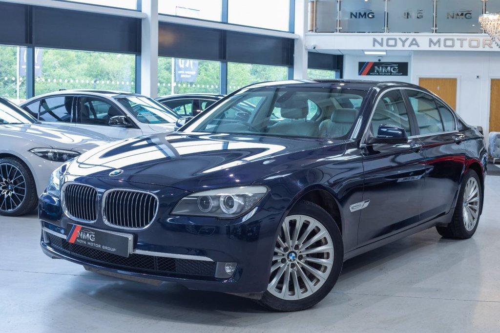 USED 2011 61 BMW 7 SERIES 3.0 730D SE 4d 242 BHP ***LOW MILEAGE***