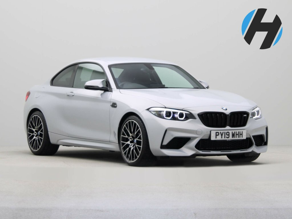 USED 2019 19 BMW M2 3.0 COMPETITION
