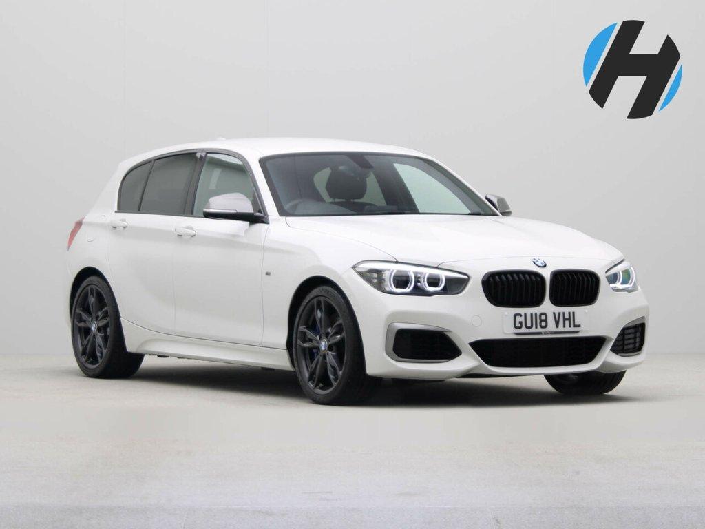 USED 2018 18 BMW 1 SERIES 3.0 M140I SHADOW EDITION 5dr