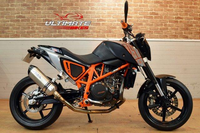 USED 2012 62 KTM DUKE 690