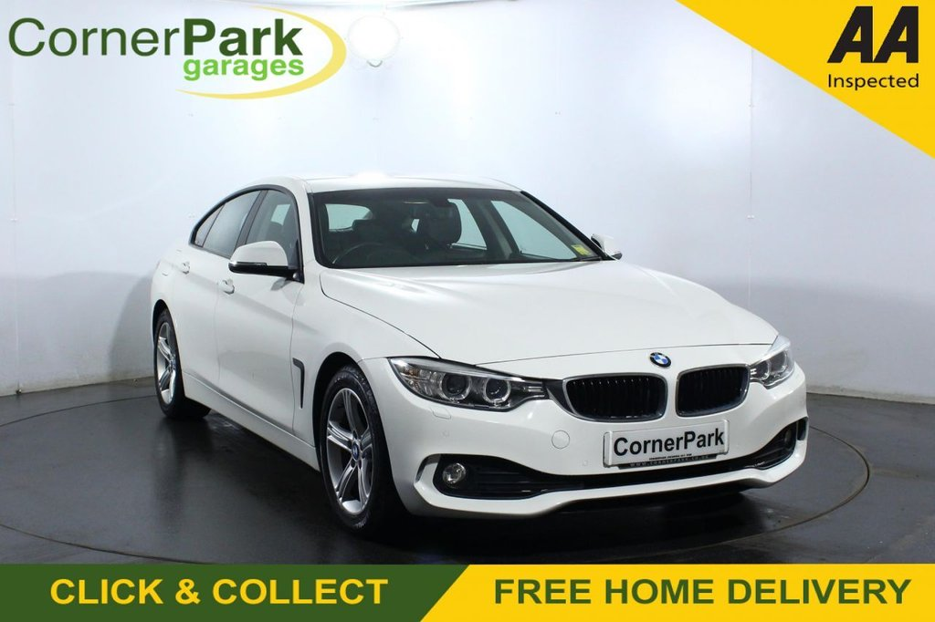 USED 2017 17 BMW 4 SERIES GRAN COUPE 2.0 420D SE GRAN COUPE 4d 188 BHP