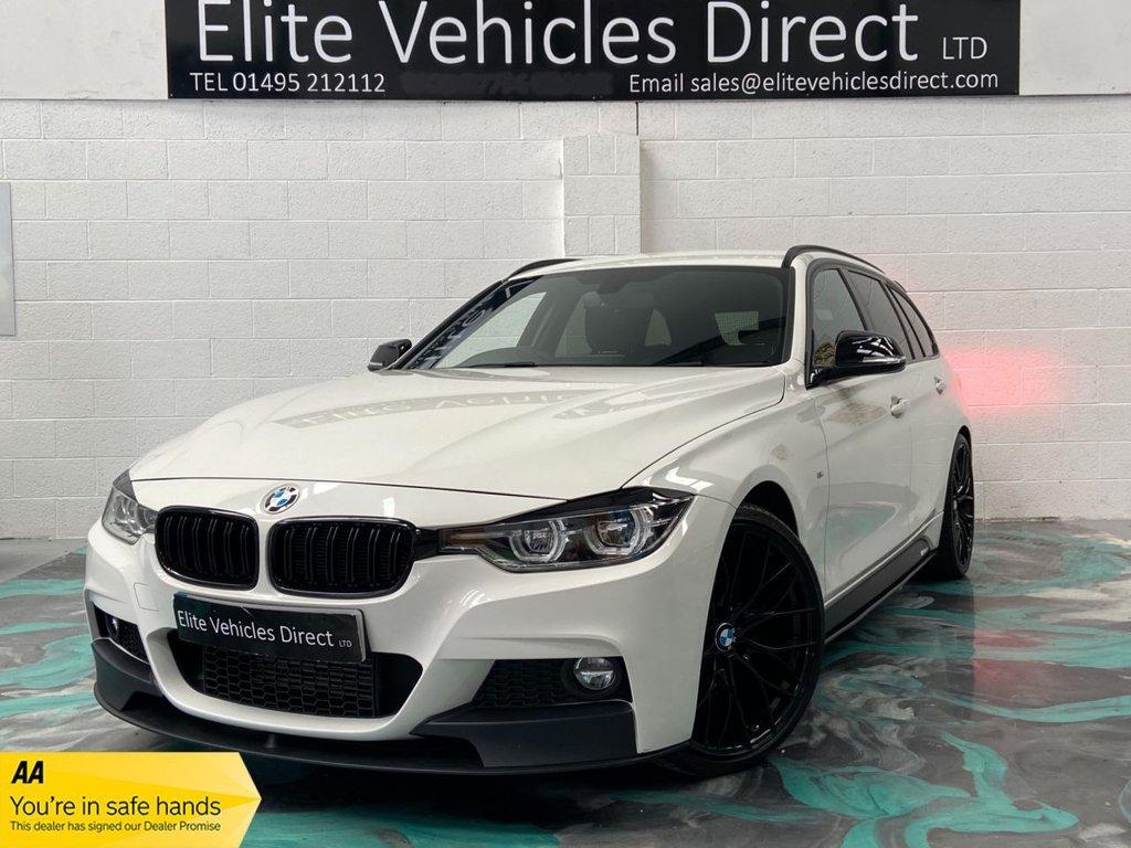 USED 2018 18 BMW 3 SERIES 2.0 320D M SPORT TOURING 5d 188 BHP