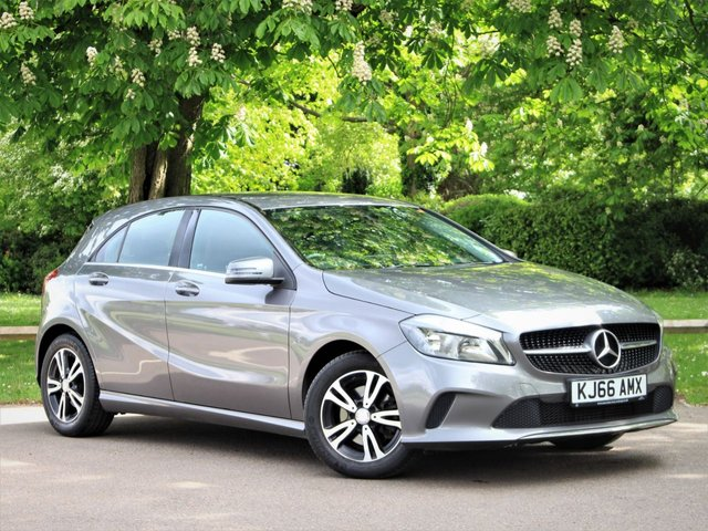 USED 2017 66 MERCEDES-BENZ A-CLASS 1.6 A 180 SE 5d 121 BHP £202 PCM With £1329 Deposit