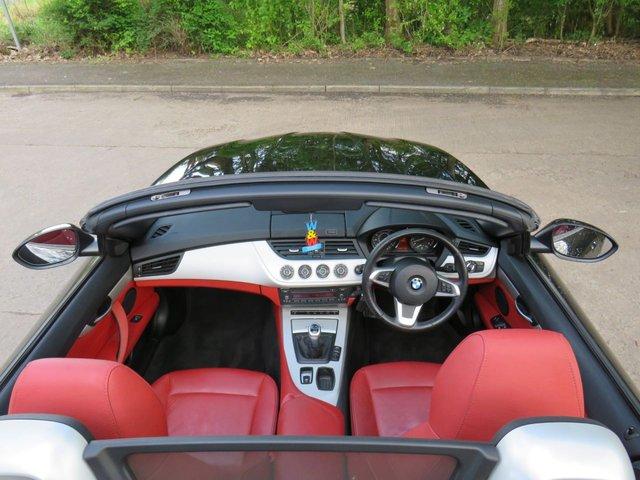 USED 2012 12 BMW Z4 2.0 Z4 SDRIVE20I ROADSTER 2d 181 BHP