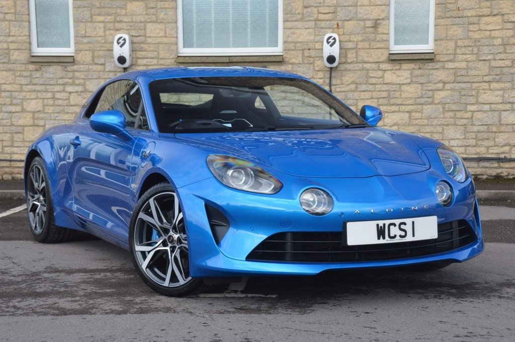 View our ALPINE A110