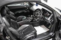 USED 2014 14 AUDI R8 5.2 SPYDER V10 QUATTRO 2d 518 BHP