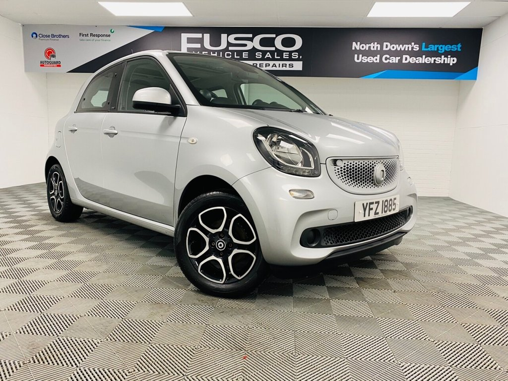 USED 2015 SMART FORFOUR 0.9 PRIME PREMIUM T 5d 90 BHP NATIONWIDE DELIVERY AVAILABLE!