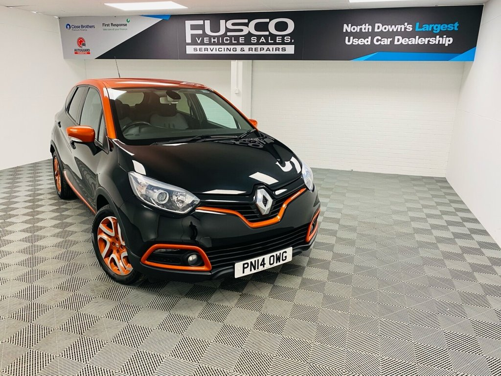 USED 2014 14 RENAULT CAPTUR 0.9 DYNAMIQUE S MEDIANAV ENERGY TCE S/S 5d 90 BHP NATIONWIDE DELIVERY AVAILABLE!