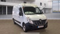 USED 2016 16 RENAULT MASTER 2.3L MM33 BUSINESS DCI S/R P/V 0d 125 BHP