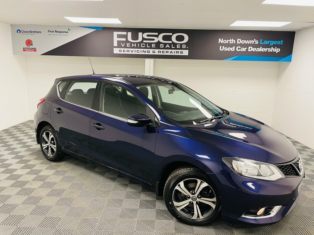 USED 2017 17 NISSAN PULSAR 1.5 VISIA DCI 5d 110 BHP NATIONWIDE DELIVERY AVAILABLE!