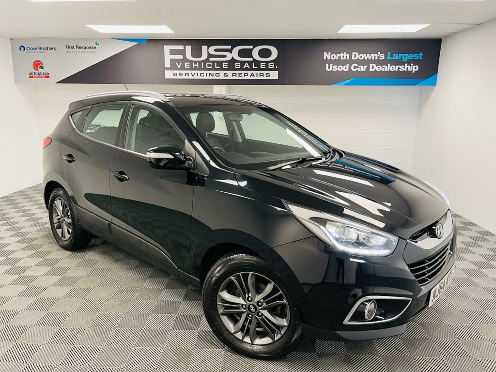 USED 2014 64 HYUNDAI IX35 1.7 SE CRDI 5d 114 BHP NATIONWIDE DELIVERY AVAILABLE!
