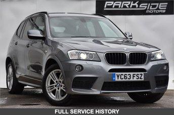 2013 BMW X3