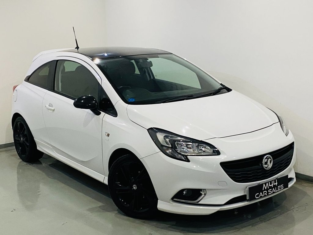 USED 2015 65 VAUXHALL CORSA 1.2 LIMITED EDITION 3d 69 BHP Bluetooth / Isofix / Alloy Wheels / Central Locking / Cruise Control
