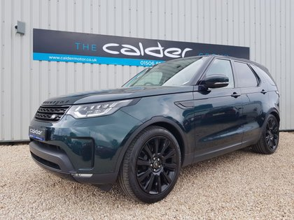 USED 2017 17 LAND ROVER DISCOVERY 2.0 SD4 SE 5d 237 BHP
