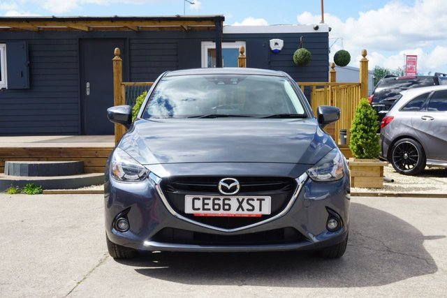 USED 2016 66 MAZDA 2 1.5 SPORT NAV 5d 113 BHP *ONLY 35K MILES, AND GOOD SPEC*
