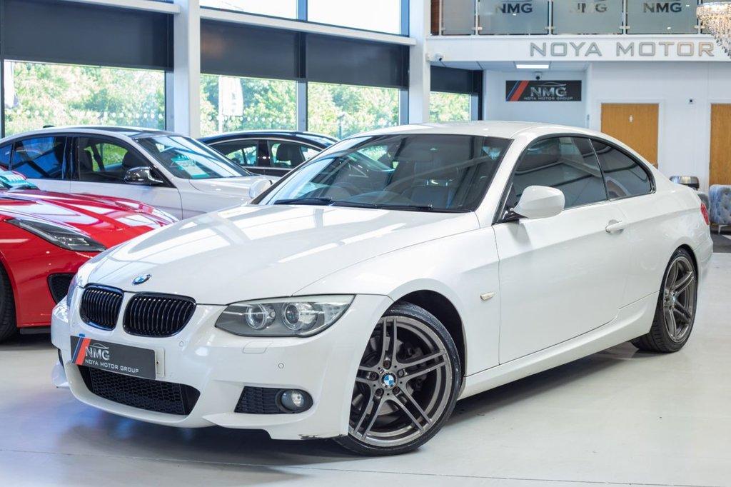 USED 2011 61 BMW 3 SERIES 3.0 325I M SPORT 2d 215 BHP ***6 MONTH WARRANTY***