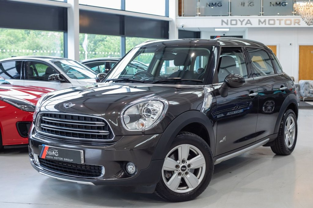 USED 2015 65 MINI COUNTRYMAN 1.6 COOPER ALL4 5d 121 BHP ***12 MONTH MOT INCLUDED***