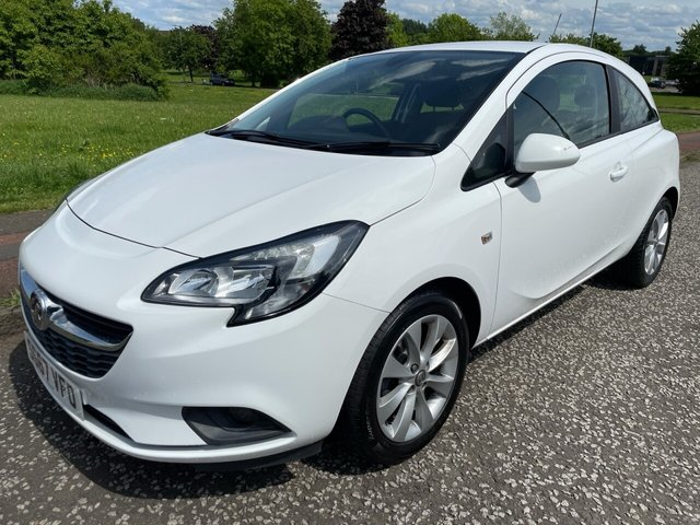 USED 2017 67 VAUXHALL CORSA 1.4 ENERGY A/C ECOFLEX 3d 74 BHP 2 Owner - Low Miles - F/S/H