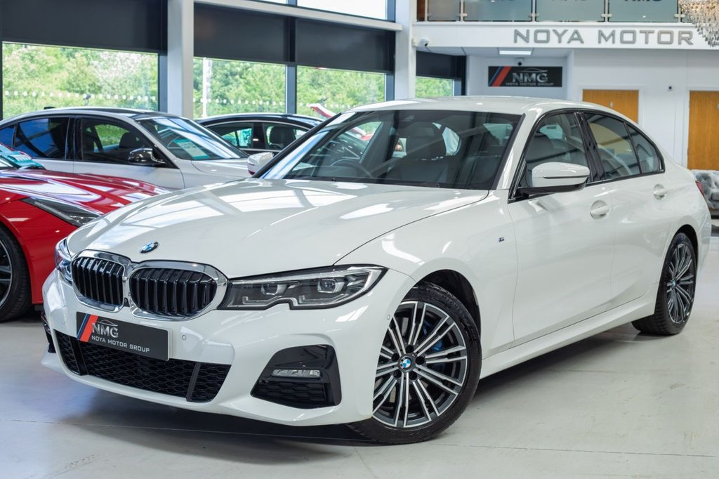 USED 2019 19 BMW 3 SERIES 2.0 330I M SPORT 4d 255 BHP ***AWAITING ARRIVAL***
