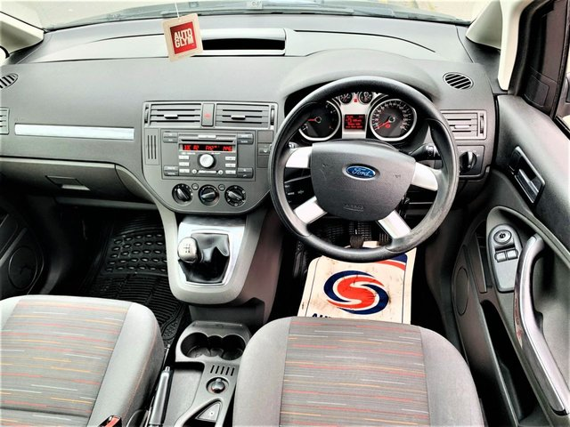 USED 2009 09 FORD C-MAX 1.6 STYLE 5d 100 BHP