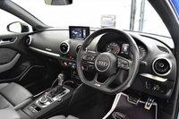 USED 2017 67 AUDI S3 2.0 TFSI SPORTBACK QUATTRO BLACK EDITION 5 DOOR