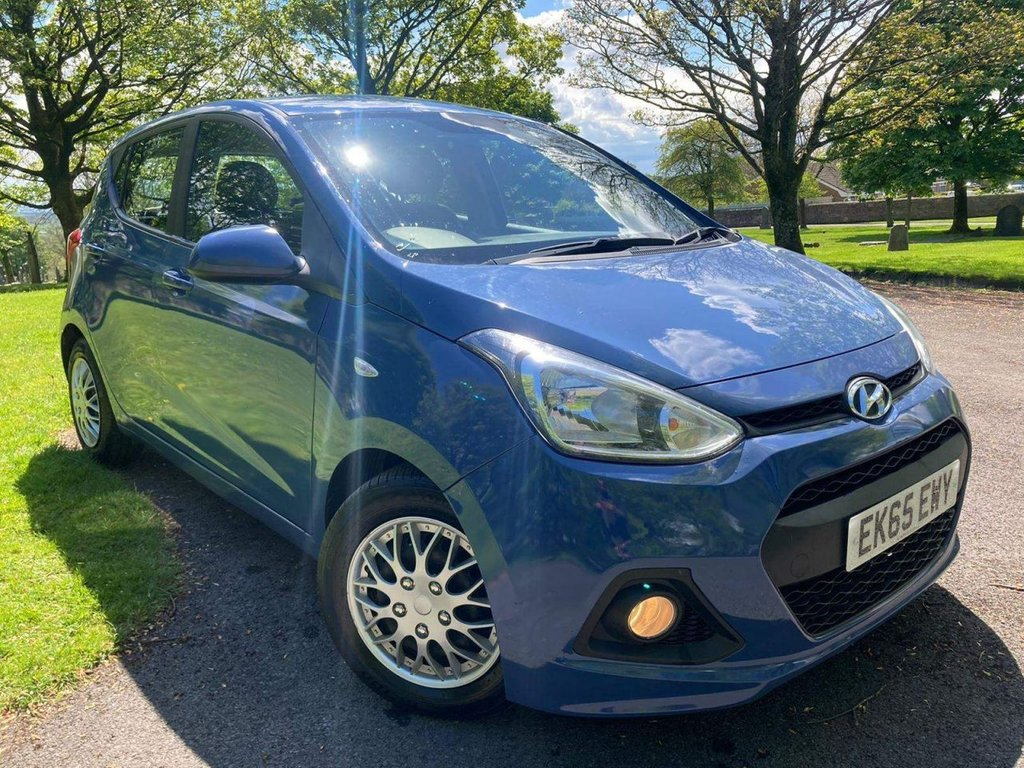 USED 2015 65 HYUNDAI I10 1.2 SE 5dr £30ROADTAX|LOW WARRANTED MILES