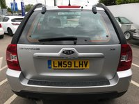 USED 2009 59 KIA SPORTAGE 2.0 XE CRDI 5d 138 BHP ONE OWNER FROM NEW !!