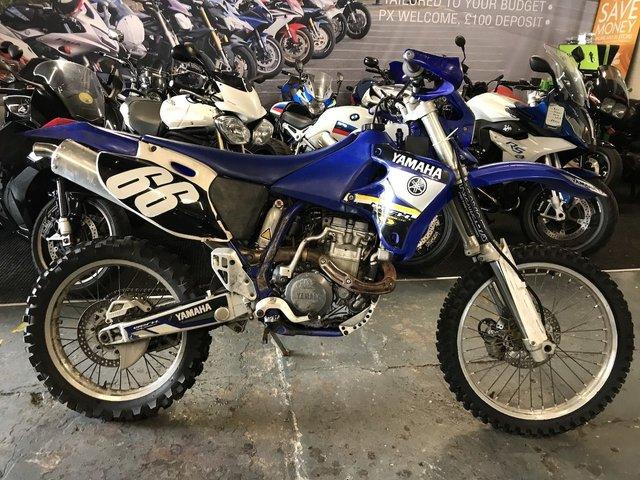 2000 W YAMAHA WR400 F