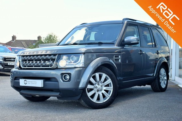2014 14 LAND ROVER DISCOVERY 4 3.0 SDV6 COMMERCIAL XS 255 BHP 5 SEATER