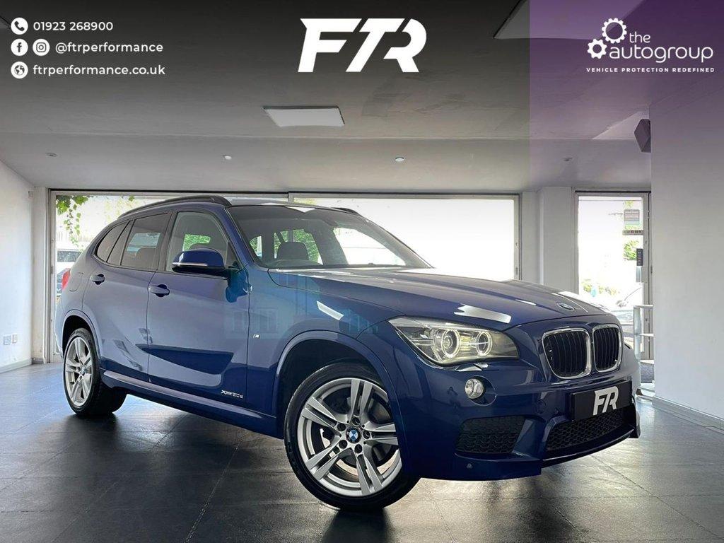 USED 2014 BMW X1 2.0 XDRIVE20D M SPORT 5d 181 BHP