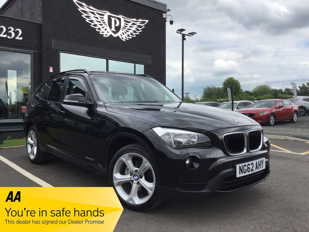 USED 2013 62 BMW X1 2.0 XDRIVE20D SPORT 5d 181 BHP New arrival  reserve now