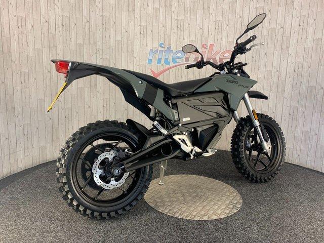 ZERO FXS at Rite Bike