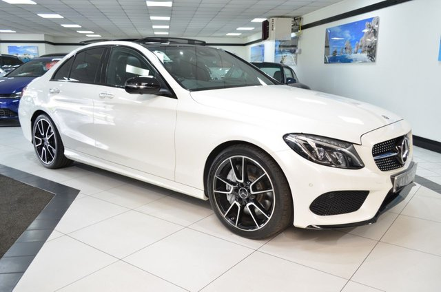 View our MERCEDES-BENZ C 43