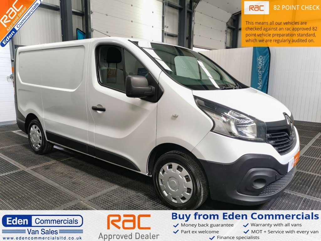 USED 2015 65 RENAULT TRAFIC 1.6 SL29 BUSINESS DCI 115 BHP