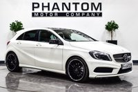USED 2015 15 MERCEDES-BENZ A-CLASS 2.1 A220 CDI AMG NIGHT EDITION 5d 168 BHP