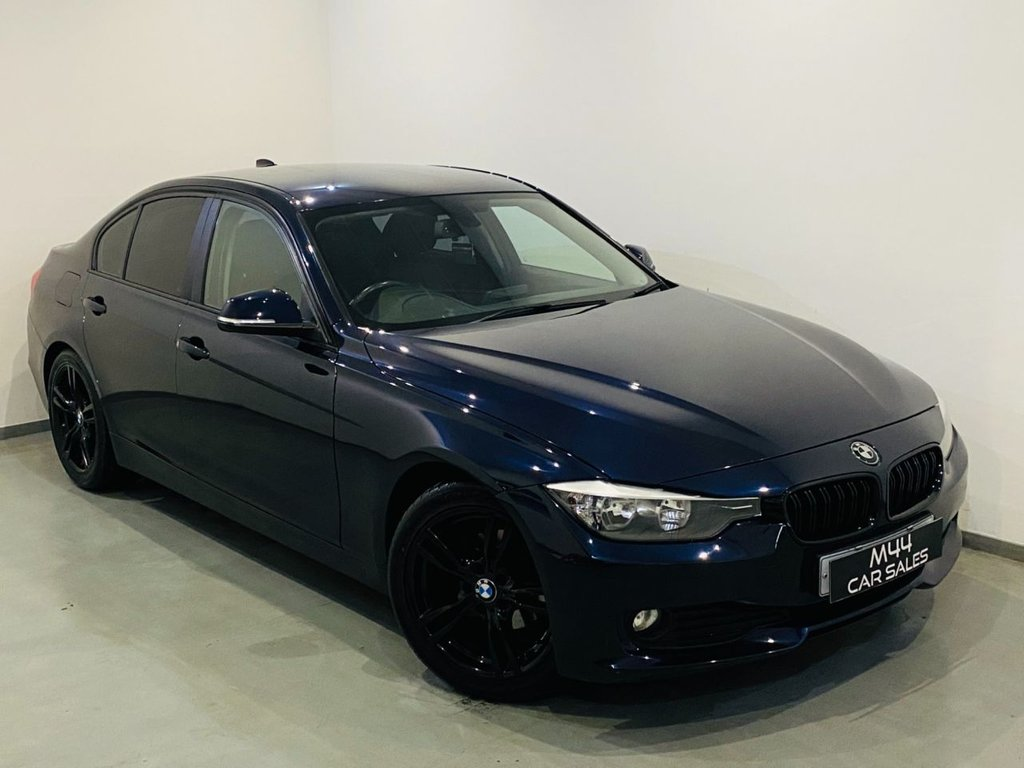 USED 2013 62 BMW 3 SERIES 2.0 320D EFFICIENTDYNAMICS 4d 161 BHP New Timing Chain / Isofix / Sat Nav / Bluetooth / Heated Front Seats