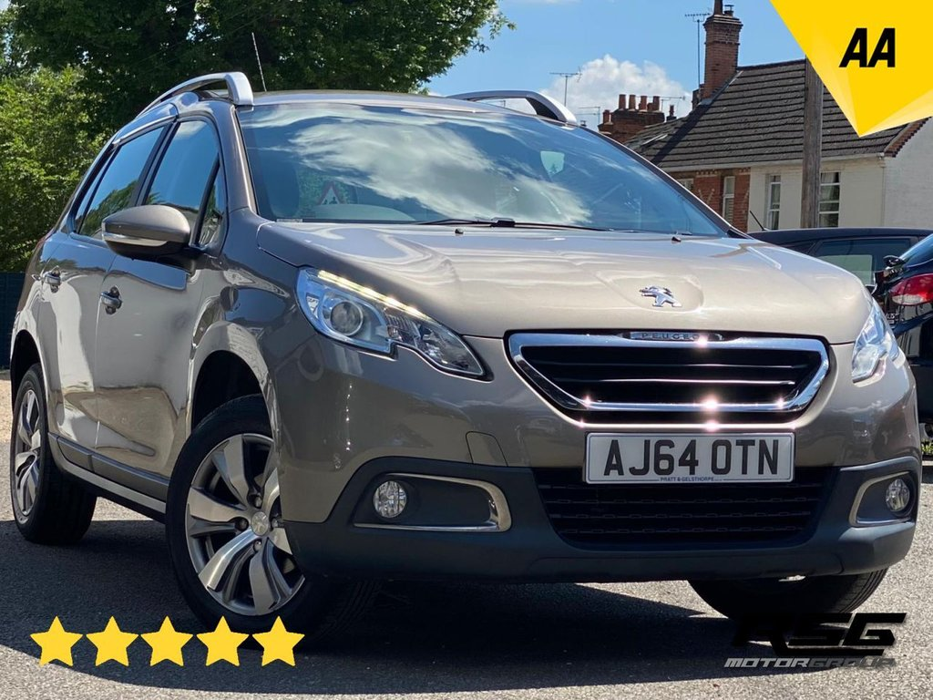 USED 2015 64 PEUGEOT 2008 1.2 ACTIVE 5d 82 BHP