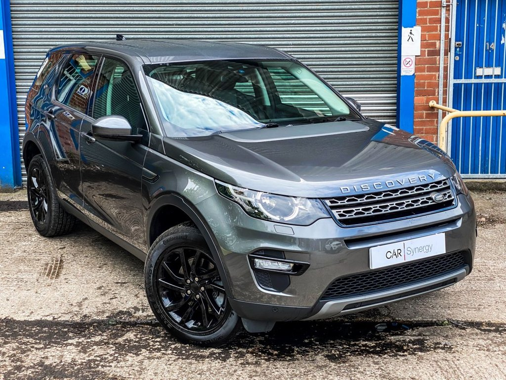 USED 2019 19 LAND ROVER DISCOVERY SPORT 2.0 TD4 SE TECH 5d 178 BHP