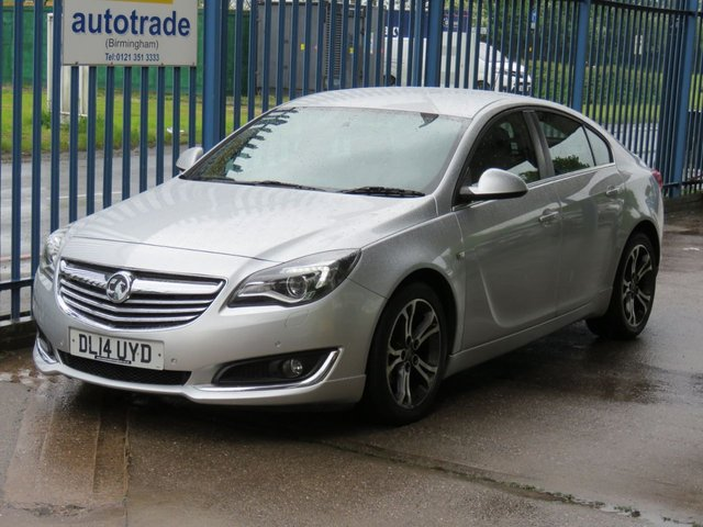 USED 2014 14 VAUXHALL INSIGNIA 2.0 LIMITED EDITION CDTI ECOFLEX S/S 5dr 138 Air conditioning-18