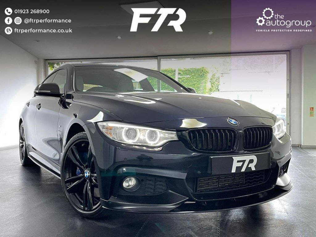 USED 2015 65 BMW 4 SERIES 3.0 430D XDRIVE M SPORT GRAN COUPE 4d 255 BHP