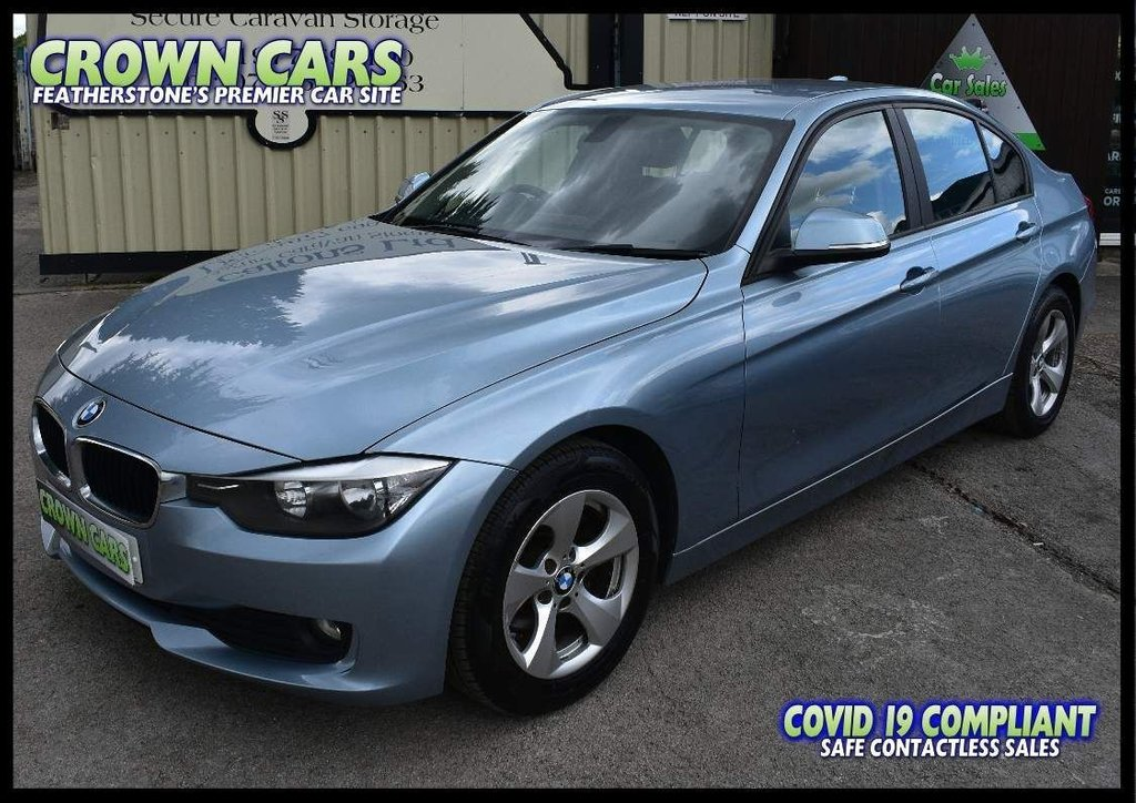 USED 2014 64 BMW 3 SERIES 2.0 320d ED BluePerformance EfficientDynamics (s/s) 4dr AMAZING VALUE BMW
