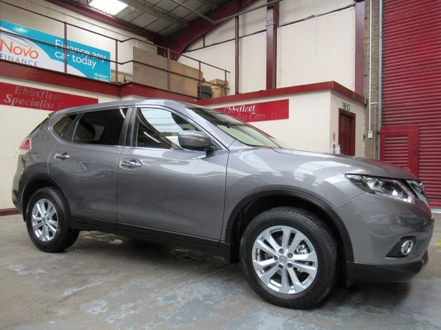 USED 2016 16 NISSAN X-TRAIL 1.6 dCi Acenta (s/s) 5dr ***57000 MILES F/S/H***