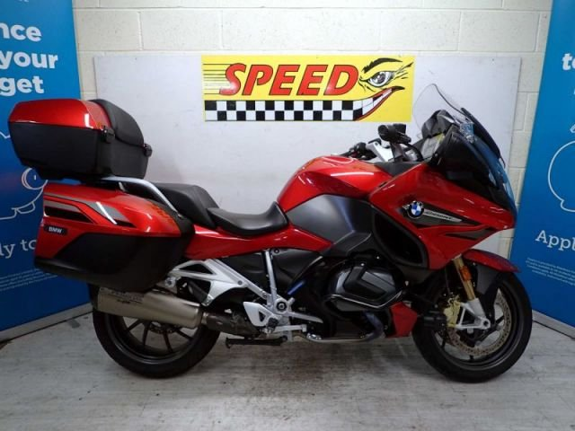 USED 2019 19 BMW R 1250 RT LE