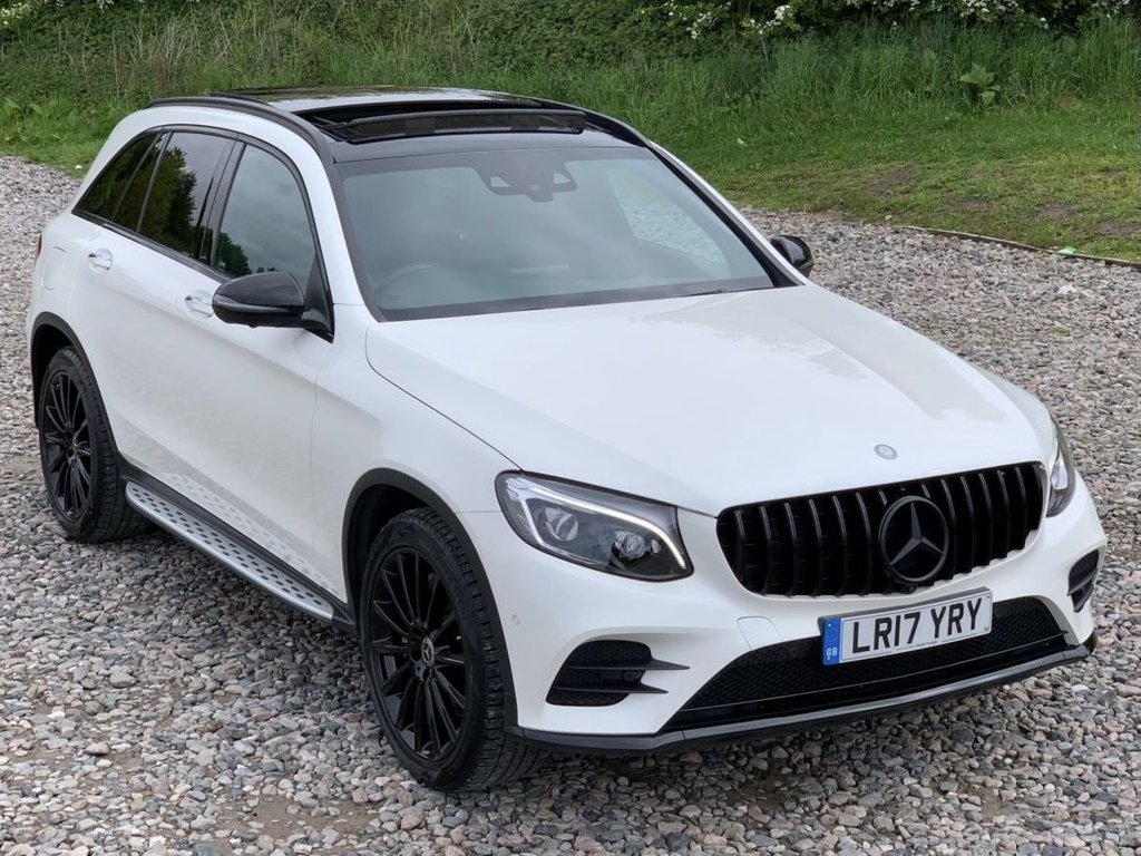 USED 2017 17 MERCEDES-BENZ GLC-CLASS 2.1 GLC 250 D 4MATIC AMG LINE PREMIUM 5d 201 BHP Free Next Day Nationwide Delivery