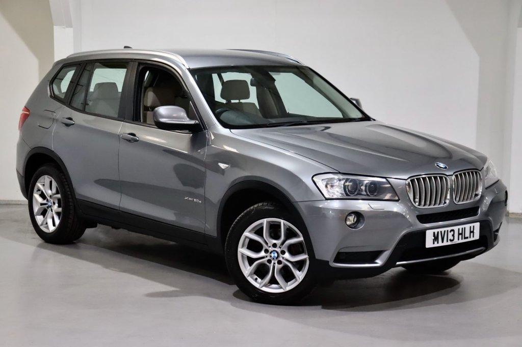 USED 2013 13 BMW X3 3.0 XDRIVE30D SE 5d 255 BHP